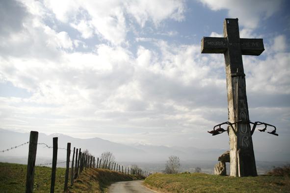 croix d'Escou