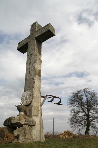 croix d' escou
