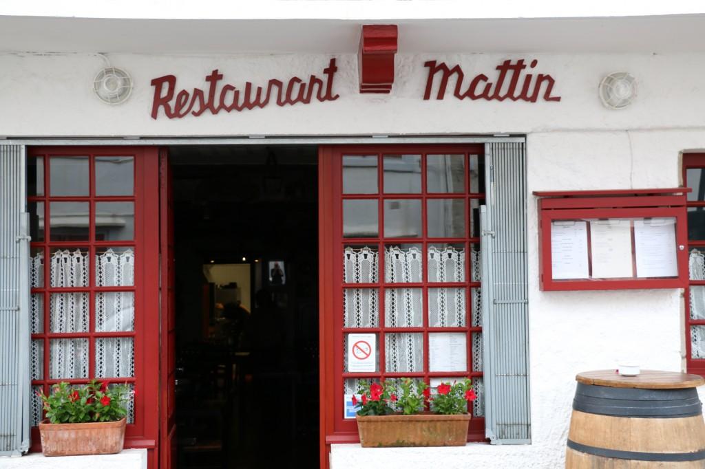 Chez Mattin