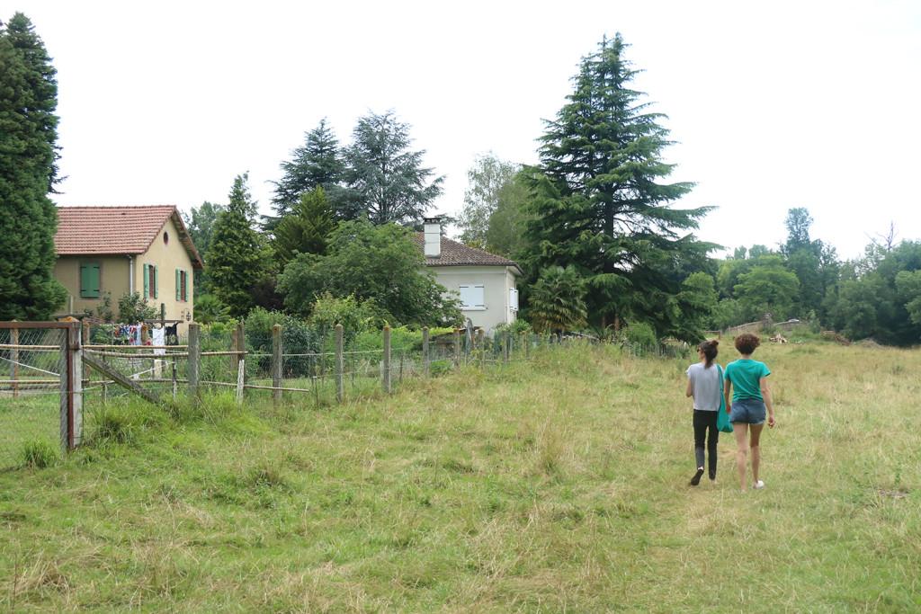 L'Arros, Tournay