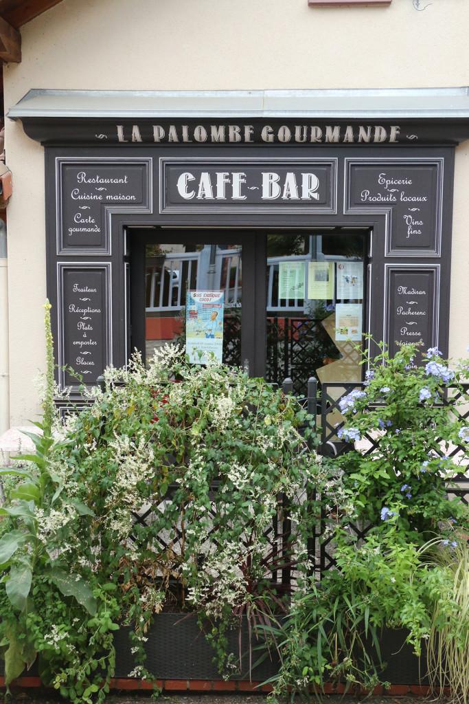 La Palombe gourmande